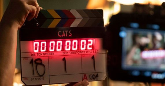Cats Movie Begins Shooting, First Set Photo Arrives
