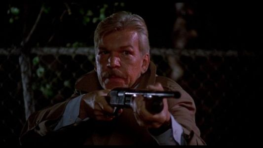 Collins' Crypt: Like The Shirts Say, Tom Atkins Rules