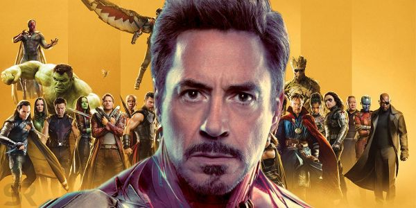Endgame BTS Image Features Everyone at Tony Stark's Funeral