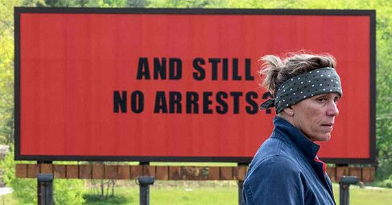 "5 Reasons Why ""Three Billboards Outside Ebbing, Missouri"" Should Win Best Picture This Year"