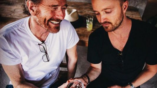 Bryan Cranston and Aaron Paul's Mystery Project Isn't What You Think