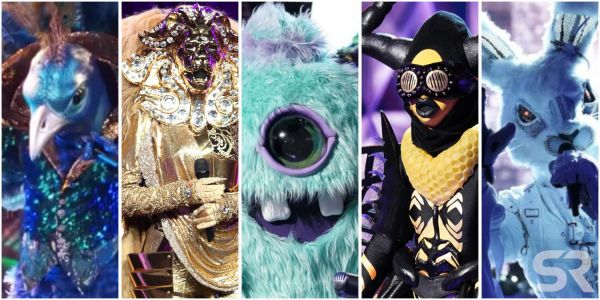 The Masked Singer Reveals Two New Identities in Double Eliminatio