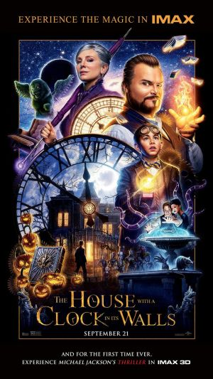 'House With a Clock in Its Walls' Ticks Past Expectations With $26.8 Million Opening