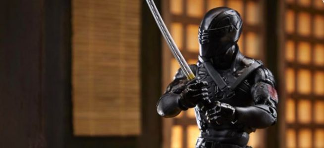 'Snake Eyes' Toys Give Us Our First Look at the 'G.I. Joe Origins' Characters
