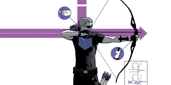 Hawkeye Fan-Made Poster Envisions A Clint Barton Solo Netflix Series
