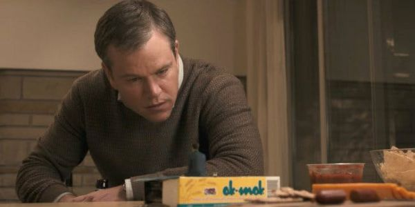 Matt Damon Shrinks Himself in New Downsizing Trailer