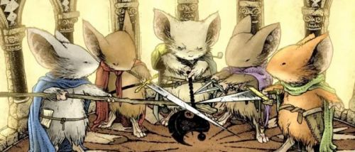 Fox's 'Mouse Guard' Adaptation Makes Andy Serkis the Rodent Villain