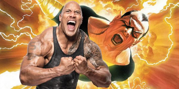 Dwayne Johnson Says Black Adam Movie Starts Filming July 2020