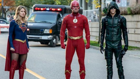 Mark Pedowitz Calls Crisis The CW's Most Complicated Crossover