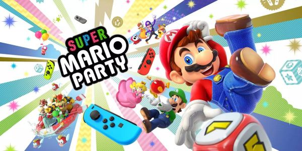 Super Mario Party Review: The Best Mario Party in Years
