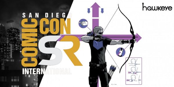 Hawkeye: Jeremy Renner Shares Series Intro at SDCC | ScreenRant