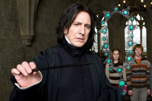 Alan Rickman Letters Reveal He Felt Frustrated by 'Harry Potter' Role