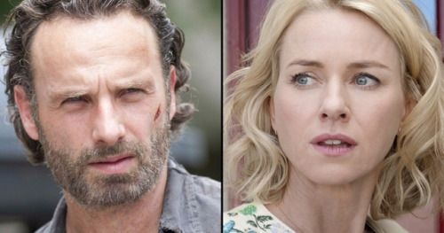 Penguin Bloom Teams Walking Dead Star Andrew Lincoln with Naomi