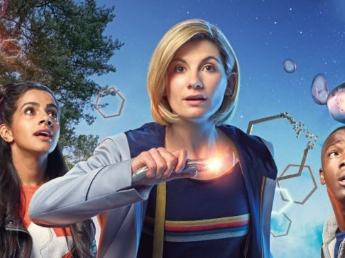 Doctor Who New Year's Day Special Coming in 2019!