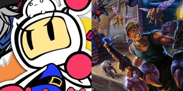 Bomberman & Contra Board Games Are in Development | Screen Rant