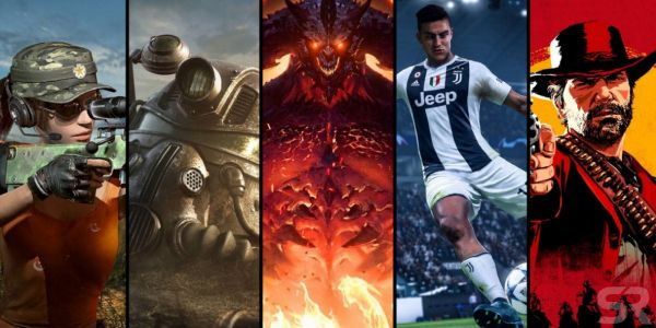 Looking Back at Video Game Publisher Fails of 2018