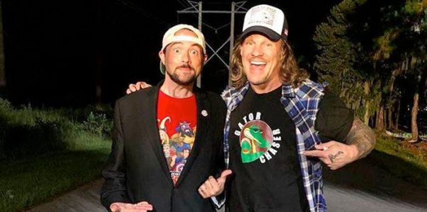 Kevin Smith Reveals Wrestler Chris Jericho as The Gator Chaser in 'Killroy Was Here' Horror Anthology