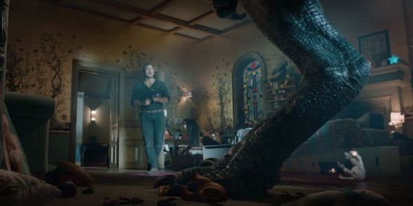 Jurassic World: Fallen Kingdom Toys Reveal New Hybrid Dinosaur
