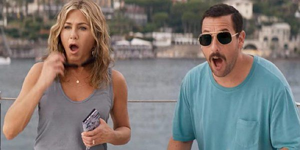 Why Netflix's Murder Mystery Director 'Would Love' A Sequel With Adam Sandler And Jennifer Aniston