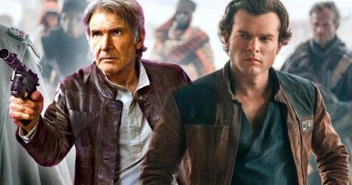 The Han Solo Advice Harrison Ford Gave to Alden Ehrenreich &