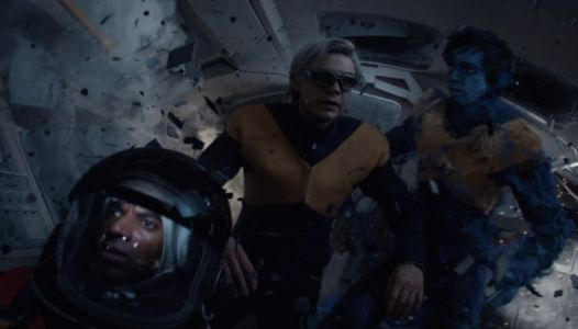 New Dark Phoenix Clip Reveals a Dangerous Space Mission
