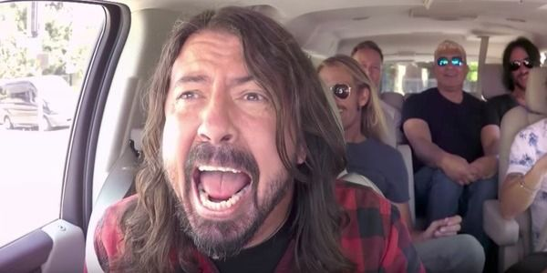 Foo Fighters' Dave Grohl Got A Response From James Corden About 'Uncomfortable' Carpool Karaoke