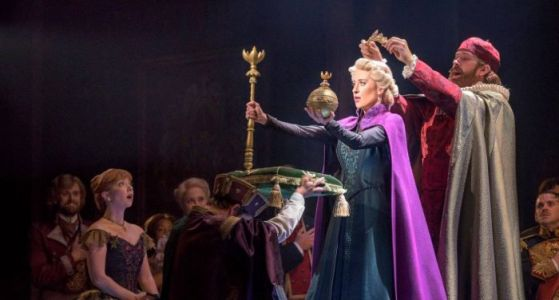 "Broadway's Elsa Sings New Song ""Monster"" From the 'Frozen' Musical"