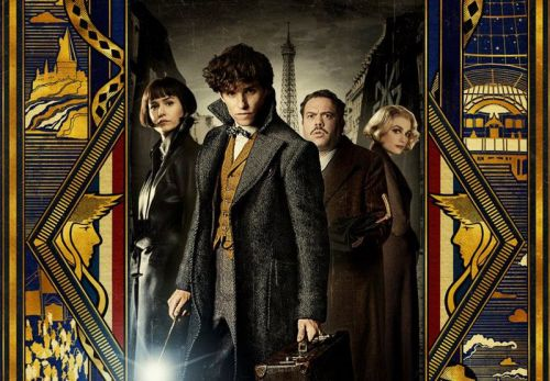 Fantastic Beasts: The Crimes of Grindelwald Comic-Con Trailer!