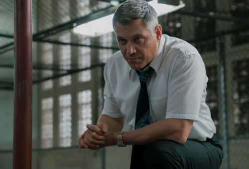 Holt McCallany and Vincent Pastore set to star in 'Iron Terry Malone'