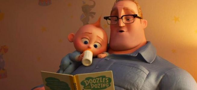 'Incredibles 2' Blu-ray Clip Reveals the Franchise's Secret Rule