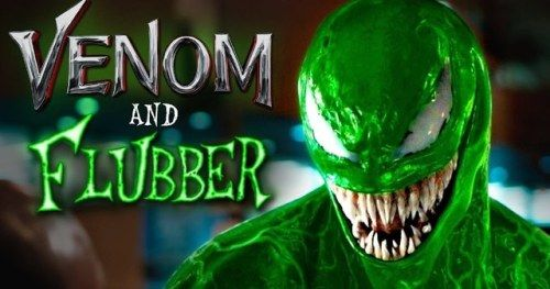 Venom Mashup Trailer Turns the Symbiote Into FlubberRobin