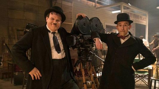 Sony Pictures Classics Releases New Trailer For Stan and Ollie