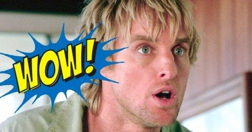 Thousands Plan to Say Wow Like Owen Wilson in UnisonOver four