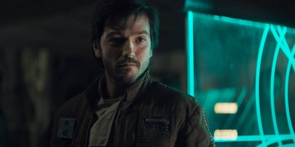 Rogue One: Diego Luna Hints at Being Digitally De-Aged for Spinoff Series