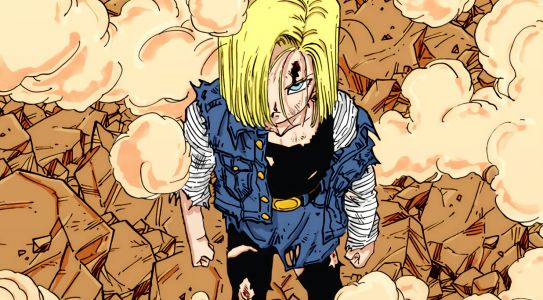 Dragon Ball: 20 Strange Things About Android 18's Body