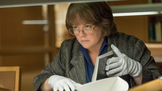 Melissa McCarthy's New Signature Role: 'Can You Ever Forgive Me?'
