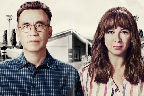 Amazon's 'Forever' Trailer Takes Maya Rudolph, Fred Armisen on a Sweet, Sinister Stroll