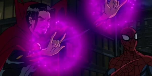 Spider-Man: Into the Spider-Verse Originally Included Doctor Strange