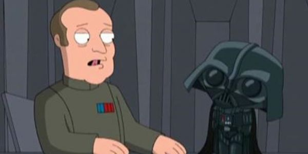 Family Guy: 10 Funniest Star Wars Gags, Ranked | ScreenRant