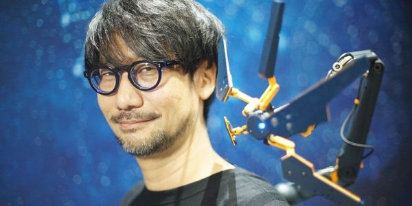 Hideo Kojima Says Death Stranding Is A Little Behind Schedule