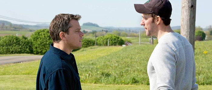 Matt Damon to be 'The King of Oil' for John Krasinski