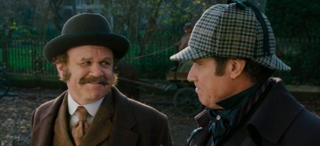 Netflix May Have Turned Down 'Holmes and Watson' for Being Too Elementary