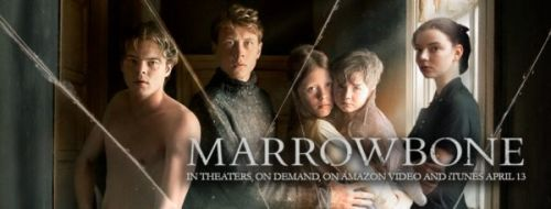 Marrowbone Movie Making Of