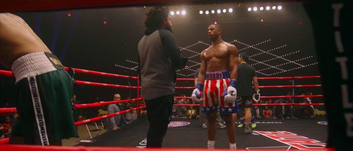 "'Creed II' Featurette Focuses on the Franchise's Newest Director: ""He Just Wanted to Go the Distance"""