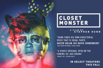 What is the story of Closet Monster?