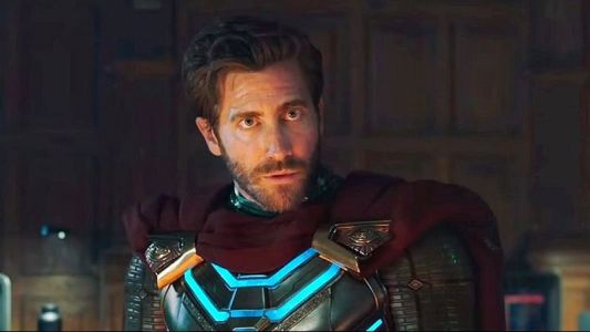 Spider-Man: Far From Home Featured A Sneaky Mysterio Cameo