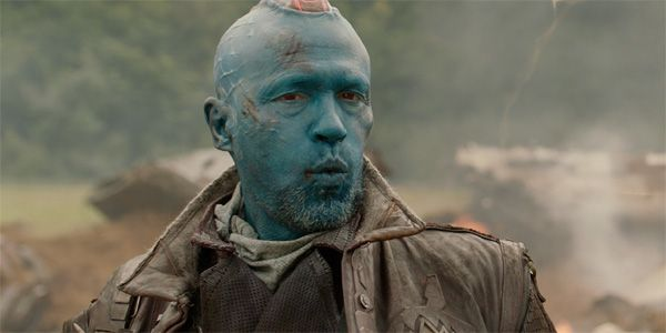 How A Yondu Deleted Scene Ended Up In The Thor: Ragnarok Extras