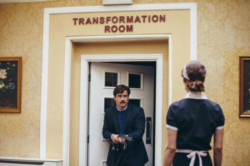 """In """"The Lobster"""" how much of original human mind is left after transformation?"""