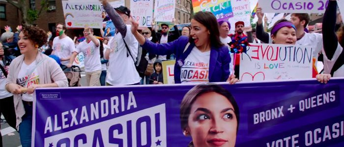 'Knock Down the House' Trailer: Go Inside Alexandra Ocasio-Cortez's Run For Office