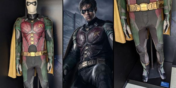 Titans' Robin Costume Revealed at Comic-Con